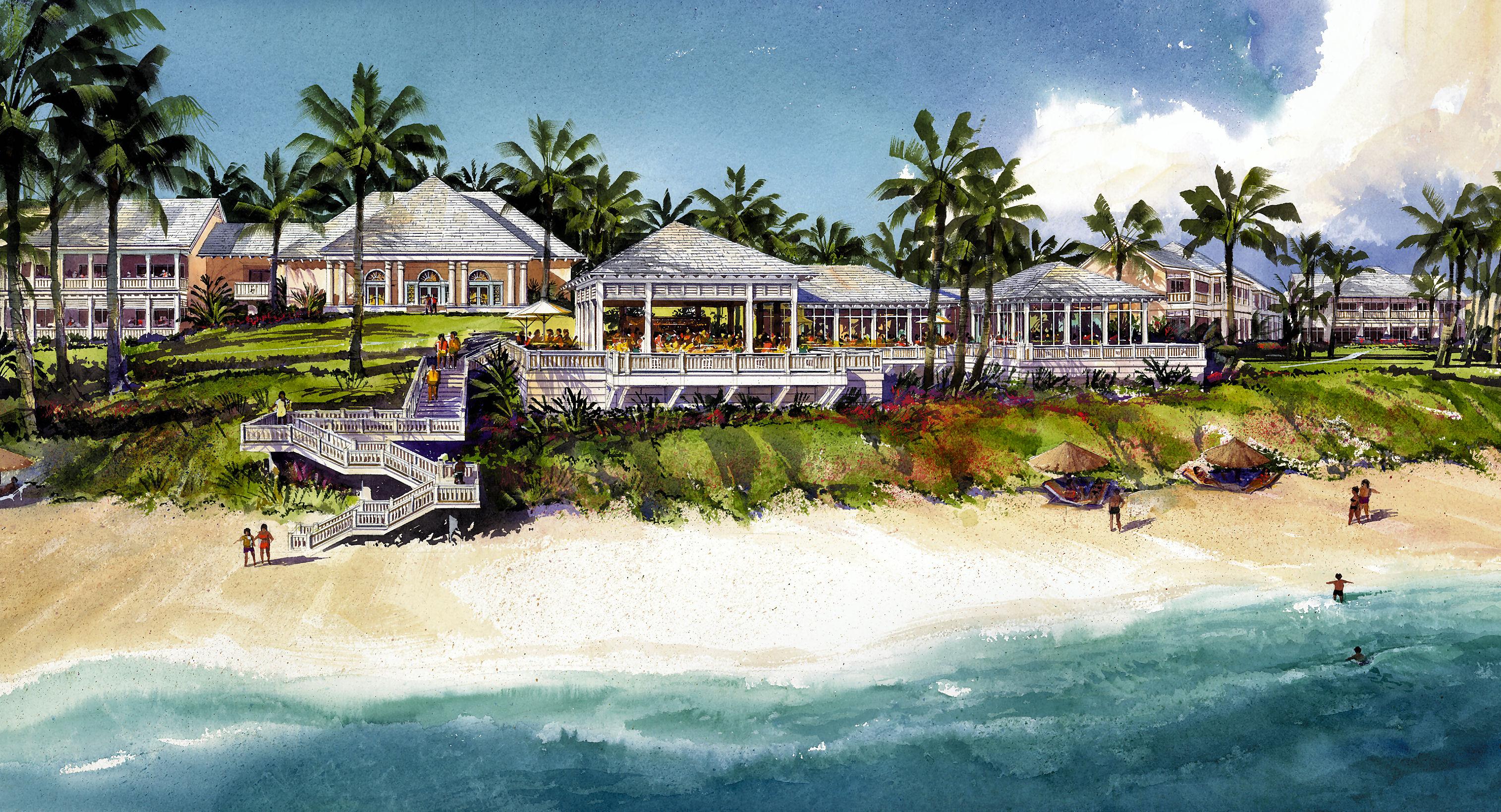 ocean club resort : van dorn abed landscape architect portfolio